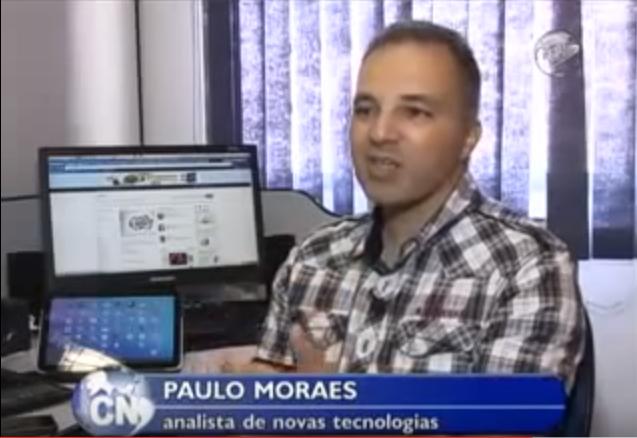 Entrevista CN Noticias TV Canção Nova